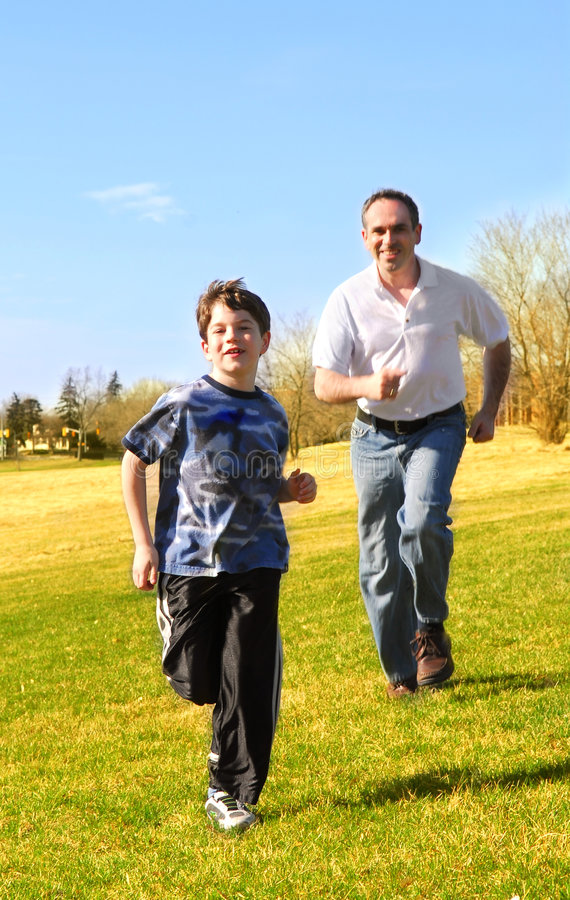Download Father and son stock photo. Image of health, active, lifestyle - 2308958