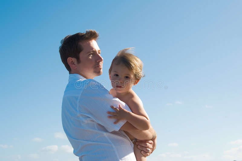 Download Father and son stock photo. Image of hotel, island, parents - 2317844
