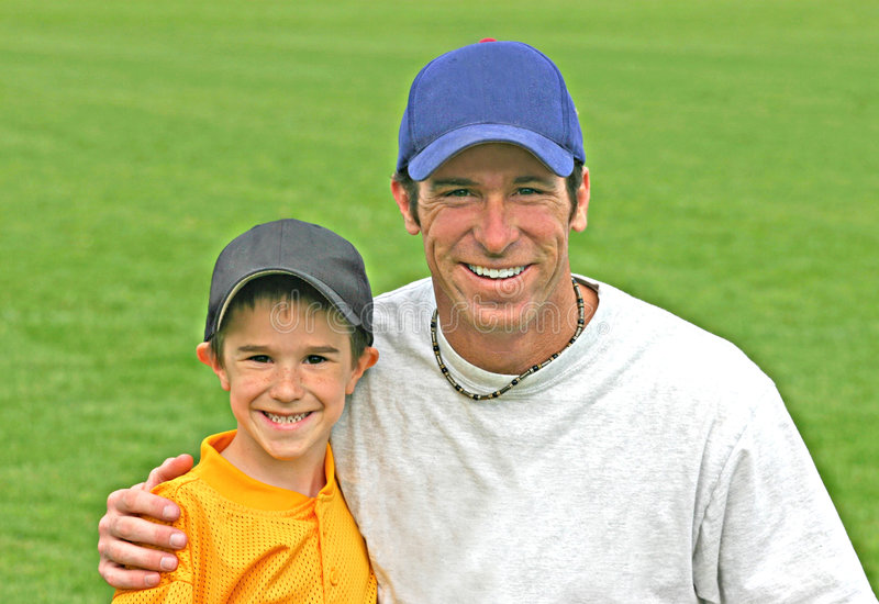 Download Father and Son stock photo. Image of child, bonding, little - 2642934
