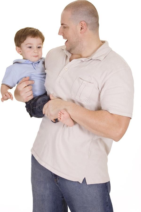 Download Father and Son stock photo. Image of people, together - 8560744