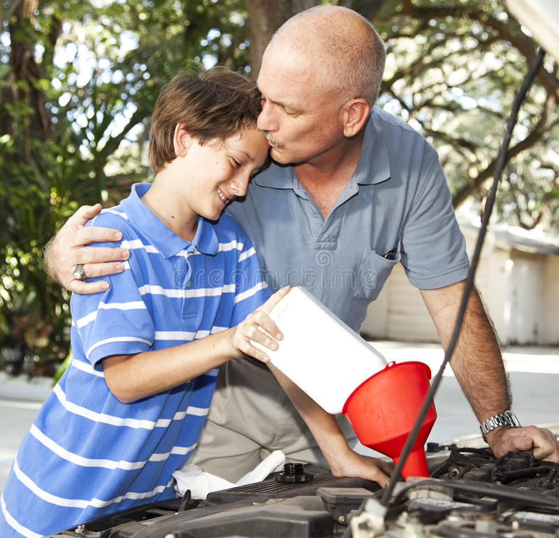 Download Father Son Bonding Moment Stock Images - Image: 18367904