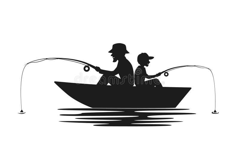 Father Son Fishing Silhouette Stock Illustrations 33 Father Son Fishing Silhouette Stock Illustrations Vectors Clipart Dreamstime
