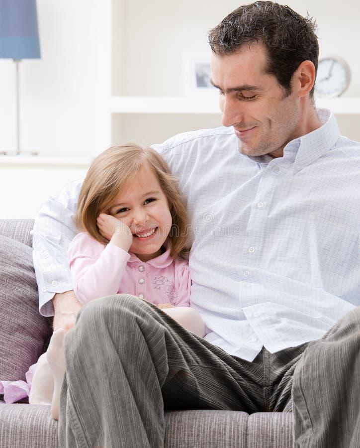 Download Fatherhood stock image. Image of fatherhood, hair, comfort - 9300735