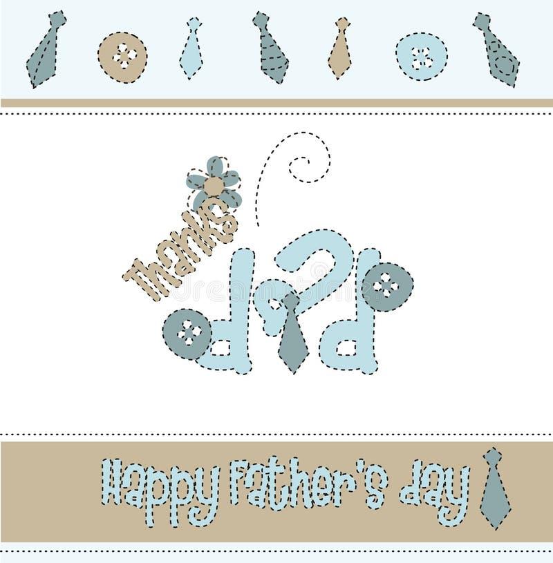 Fathers stock illustration