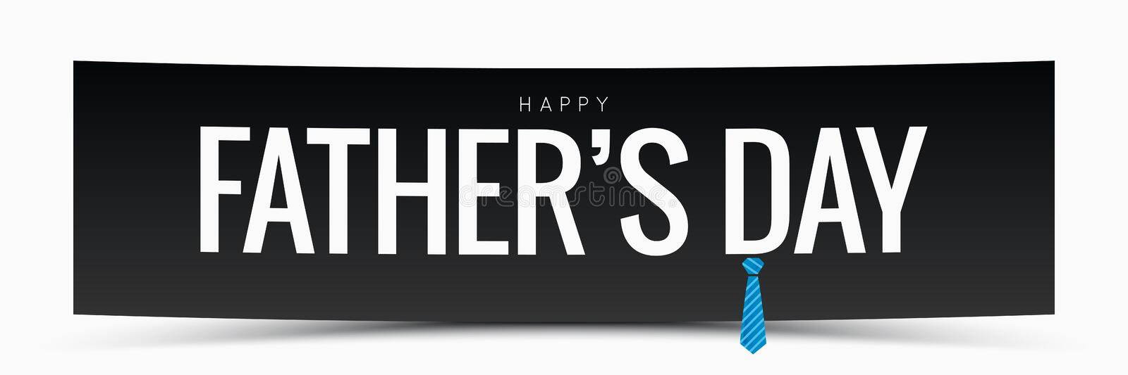Fathers day banner vector background. Fathers day family banner vector background 10 eps