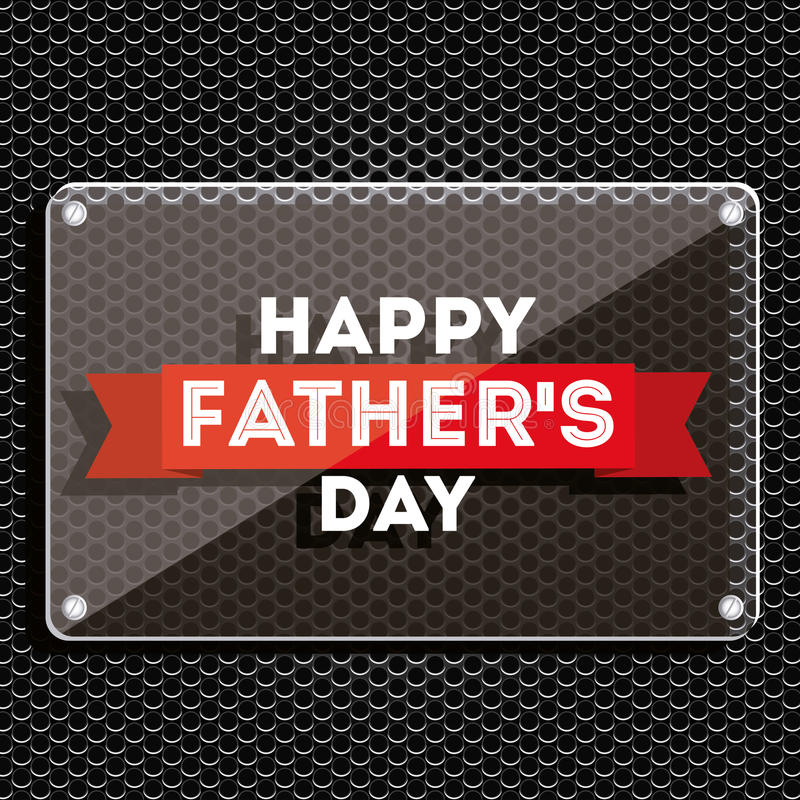 Download Fathers day design stock vector. Image of decoration - 39672632