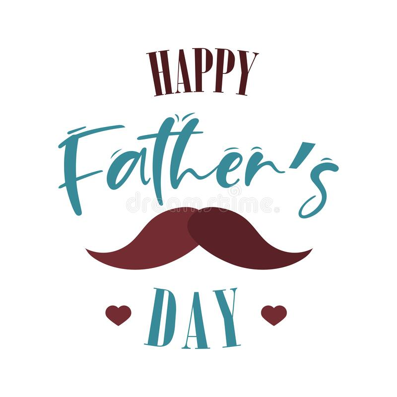 Free Fathers Day Text Royalty Free Stock Images - 217301499