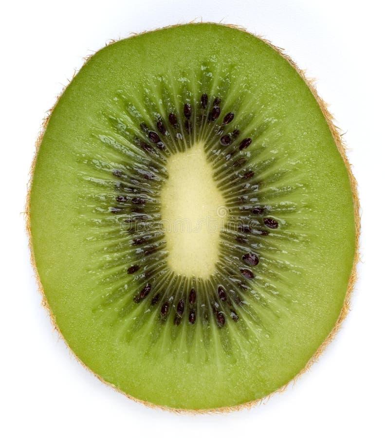Fatia do Kiwifruit foto de stock