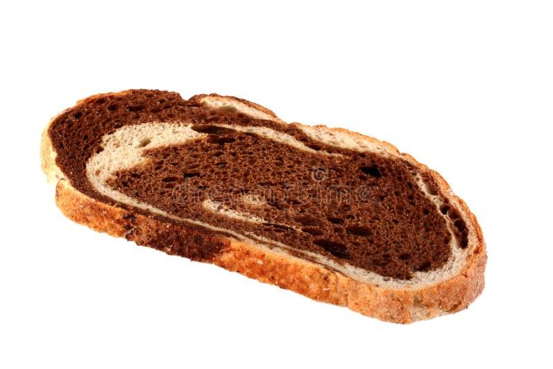 Fatia do pão Unleavened imagens de stock royalty free