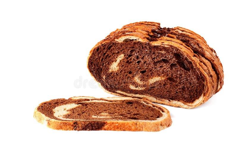 Fatia do pão Unleavened imagem de stock royalty free