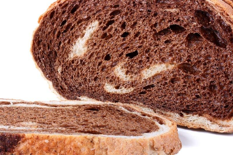 Fatia do pão Unleavened fotos de stock royalty free