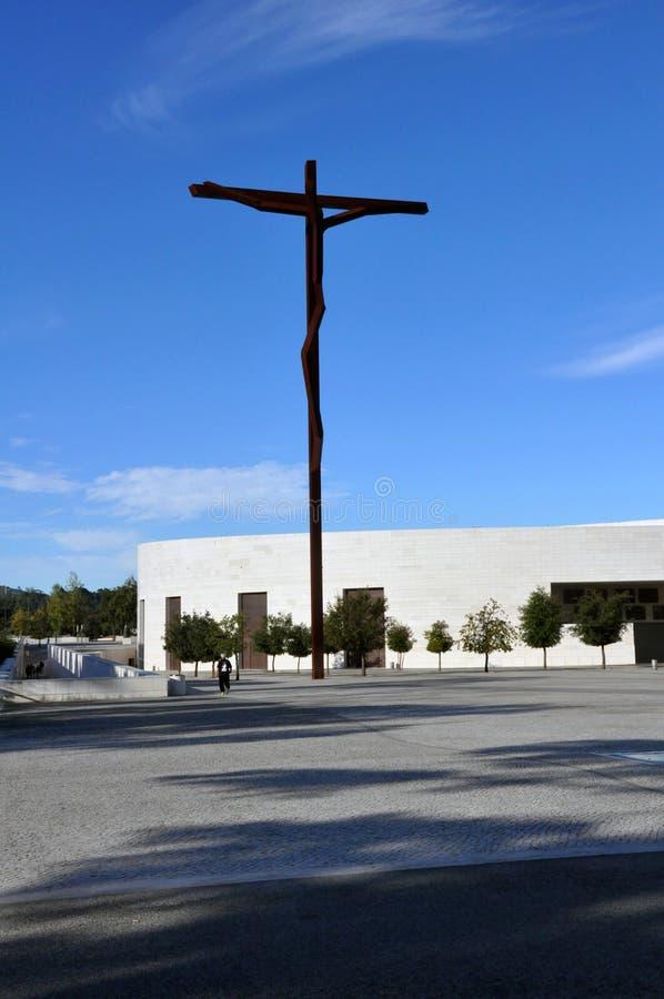 Fatima City stock foto