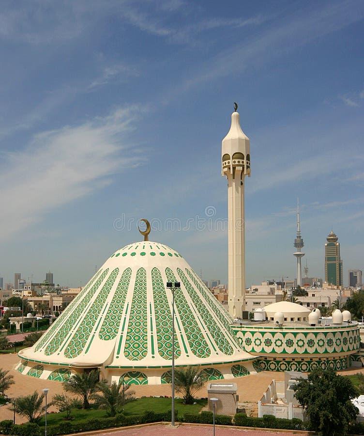 Fatima Mosque royalty-vrije stock foto