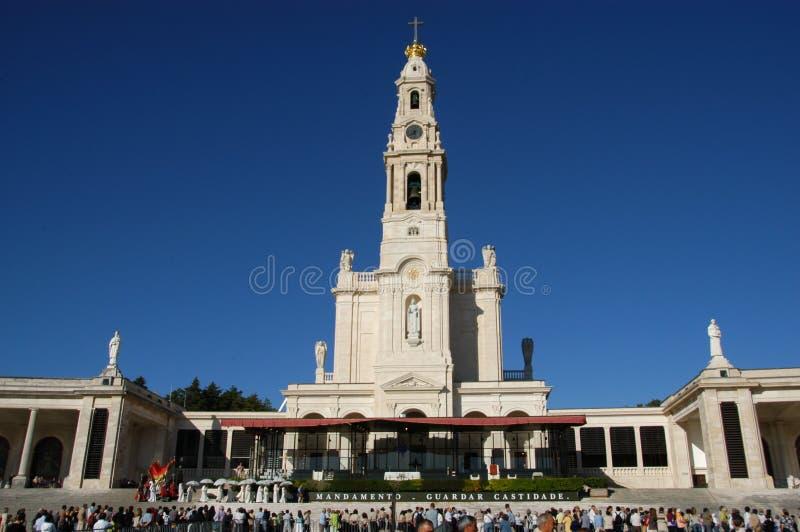 Fatima, Portugal photo stock