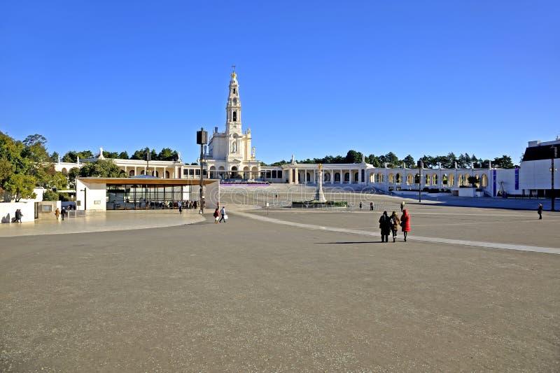 Fatima, Portugal royalty-vrije stock foto's