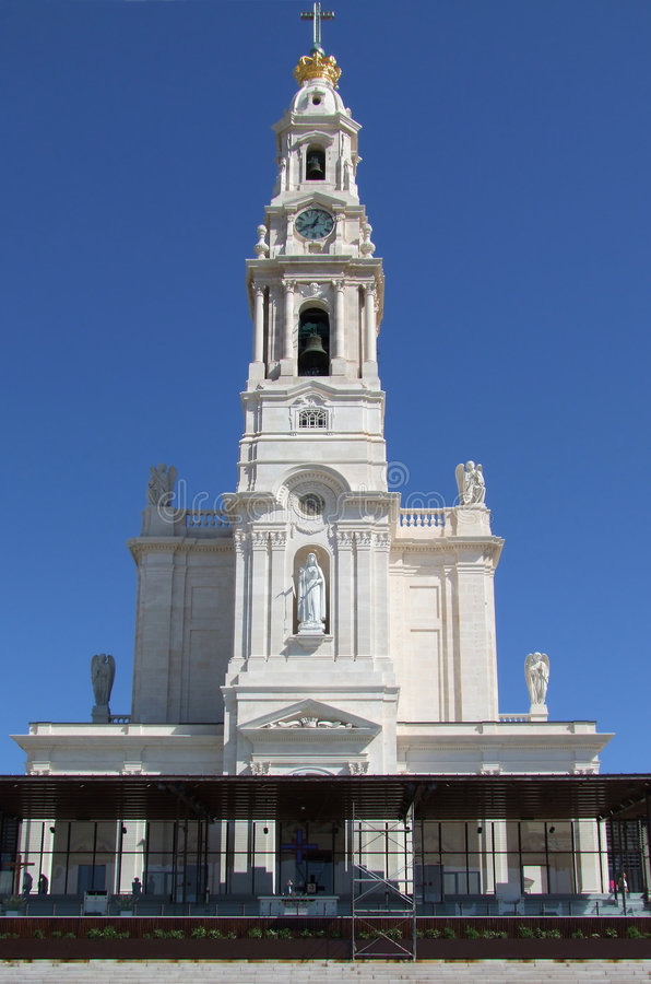 Fatima Portugal royalty free stock photo