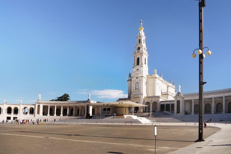 Fatima, Portugal stock afbeelding