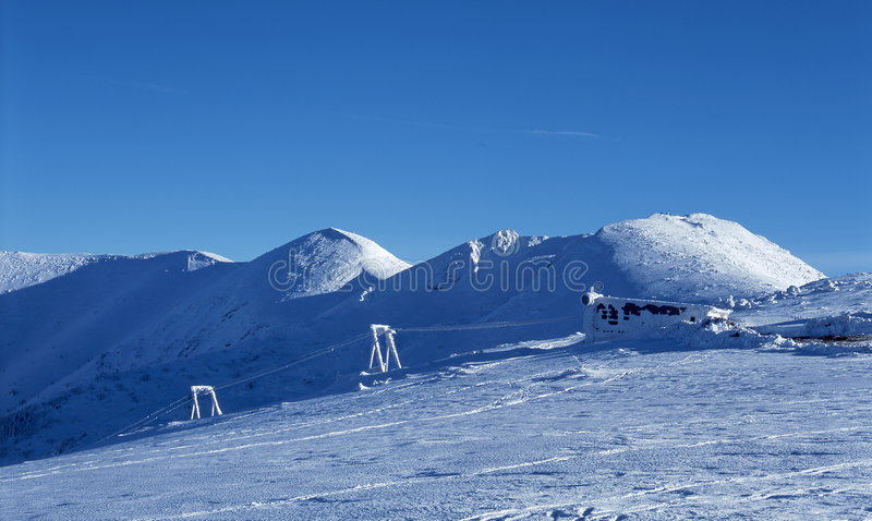 Download Fatra Mountains Stock Photo - Image: 502400