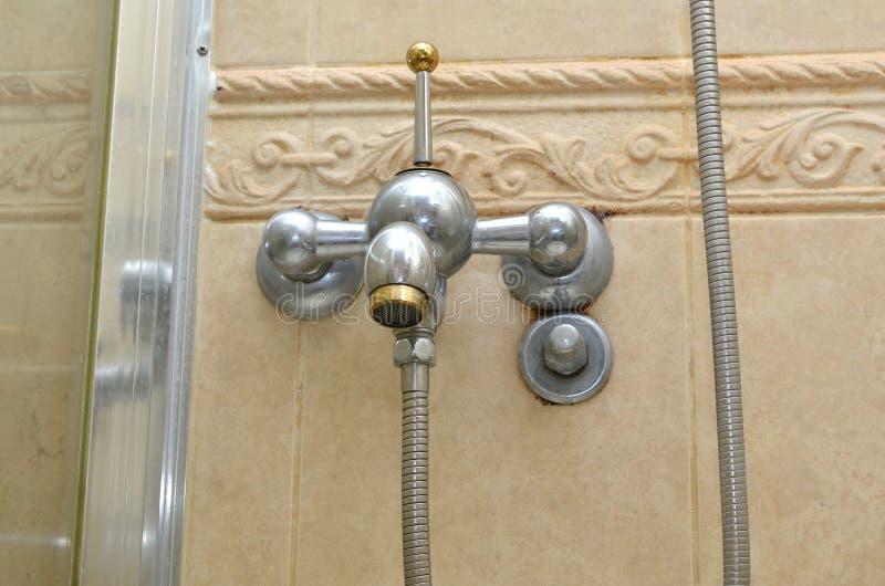 Faucet ванной комнаты стоковая фотография