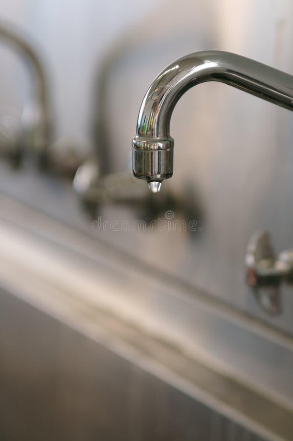 Faucet воды 2 стоковое фото rf