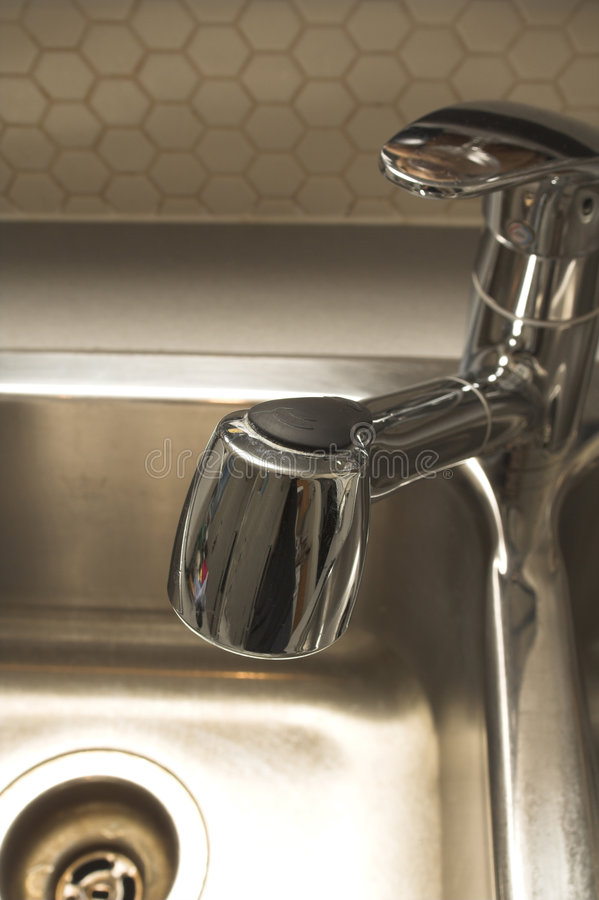 Faucet royalty free stock image