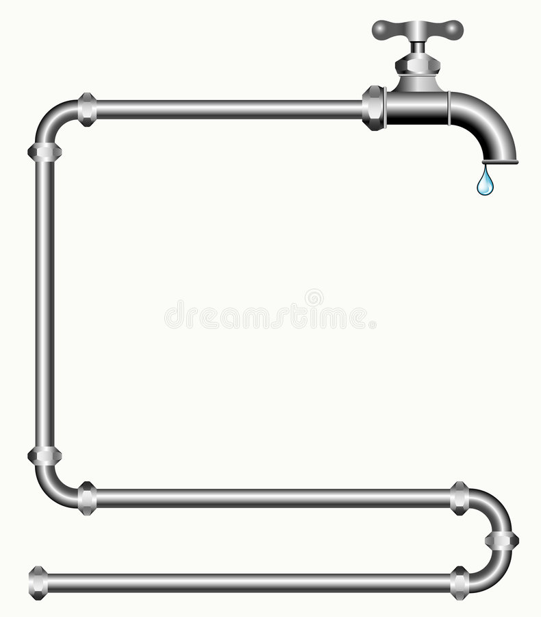 Free Faucet And Pipes Stock Photography - 7022122