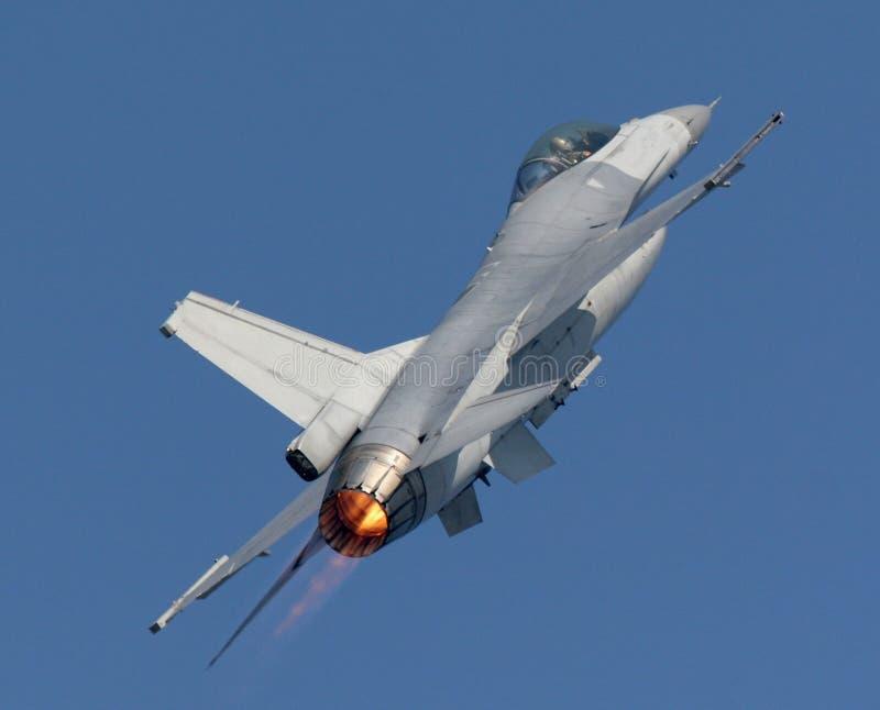 Faucon du combat F-16 photo libre de droits