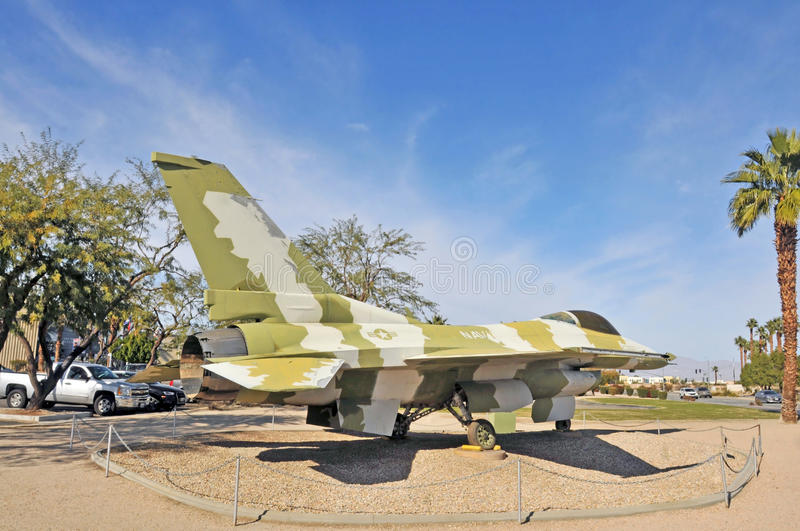 Faucon du combat F-16 photo libre de droits