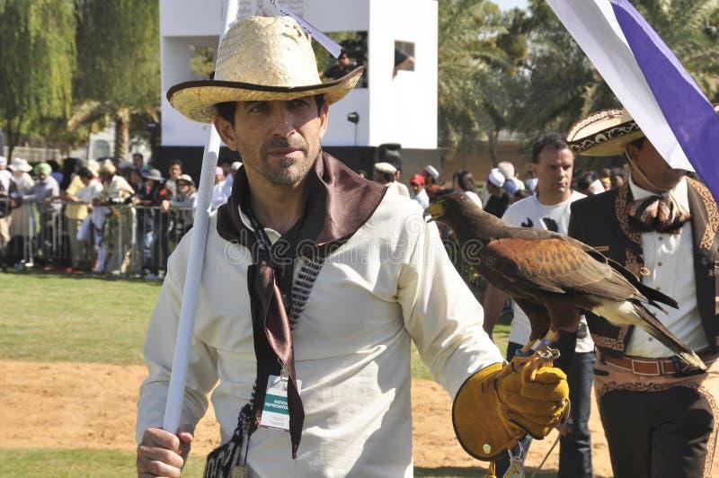 Fauconnier argentin images stock