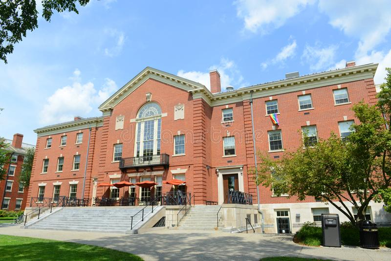 Faunce House, Brown University, Providence, RI, USA. Faunce House is a Colonial Revival style building in Brown University. This building was built in 1903 and stock image