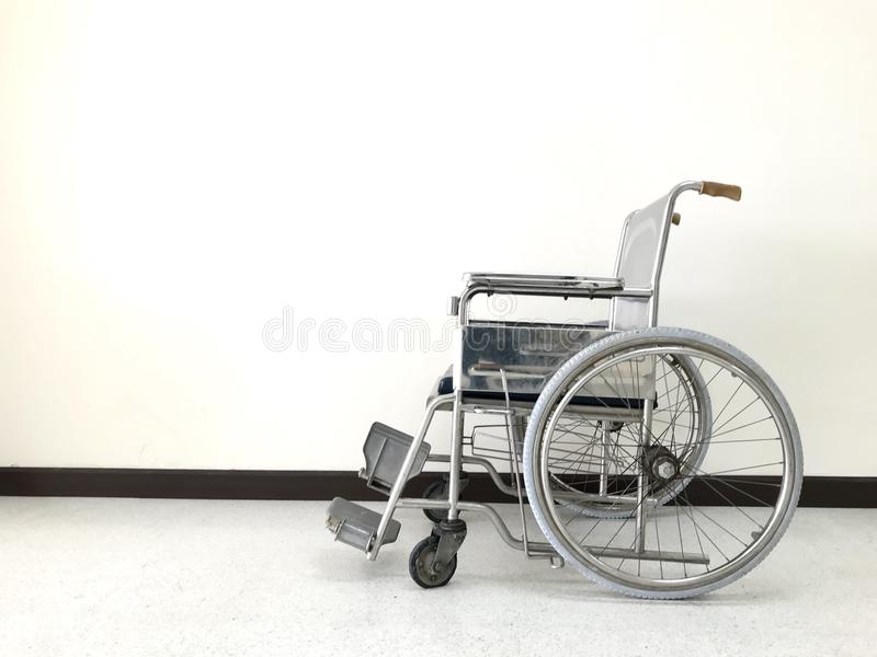 Fauteuil roulant image libre de droits