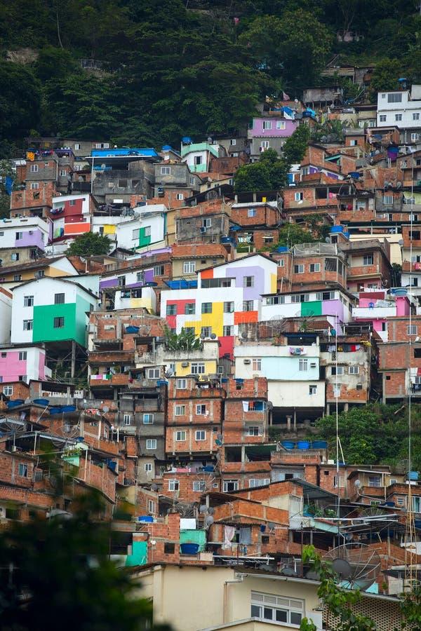 Favela photos stock