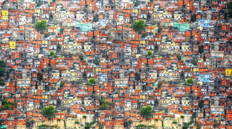 Favela imagenes de archivo