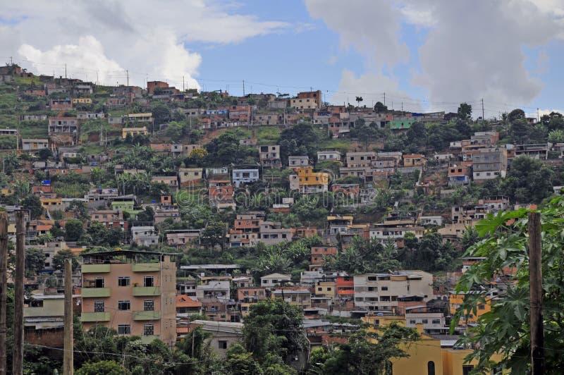Download Favela stock photo. Image of comunity, construction, architecture - 8126414