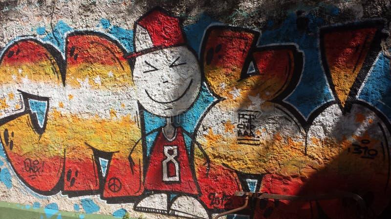 Favela Brésil de Rio De Janeiro photographie stock libre de droits