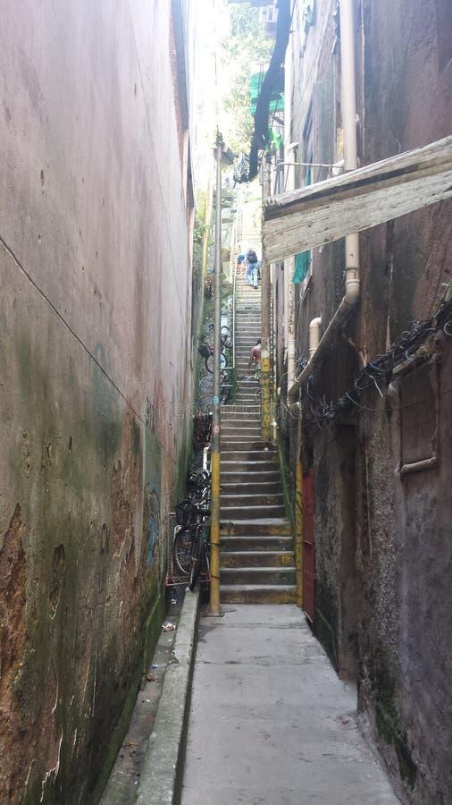Favela el Brasil de Rio De Janeiro fotos de archivo libres de regalías