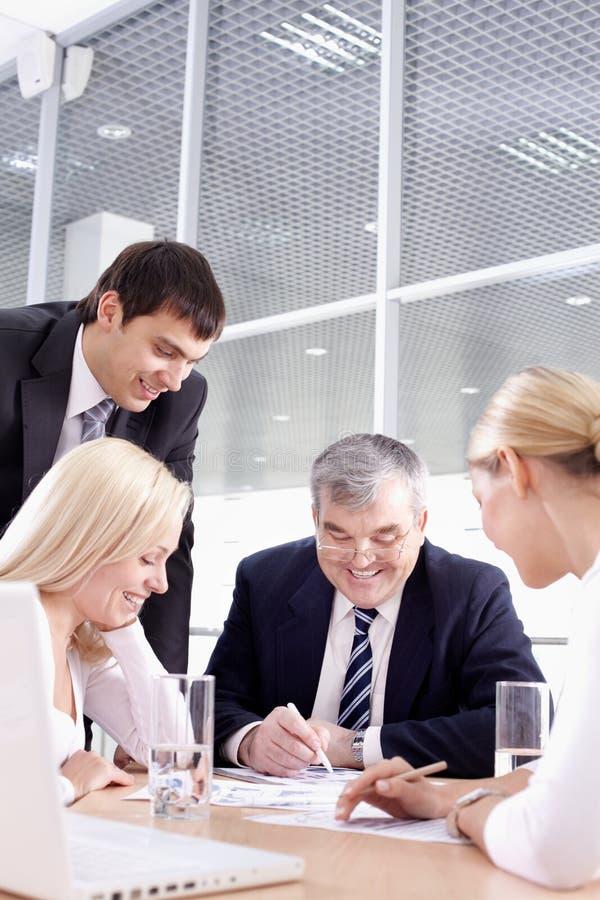 Download Favorite job stock photo. Image of brainstorming, businesswomen - 21562144