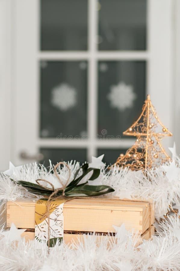 Favorito del regalo del ` s del Año Nuevo fotografía de archivo libre de regalías