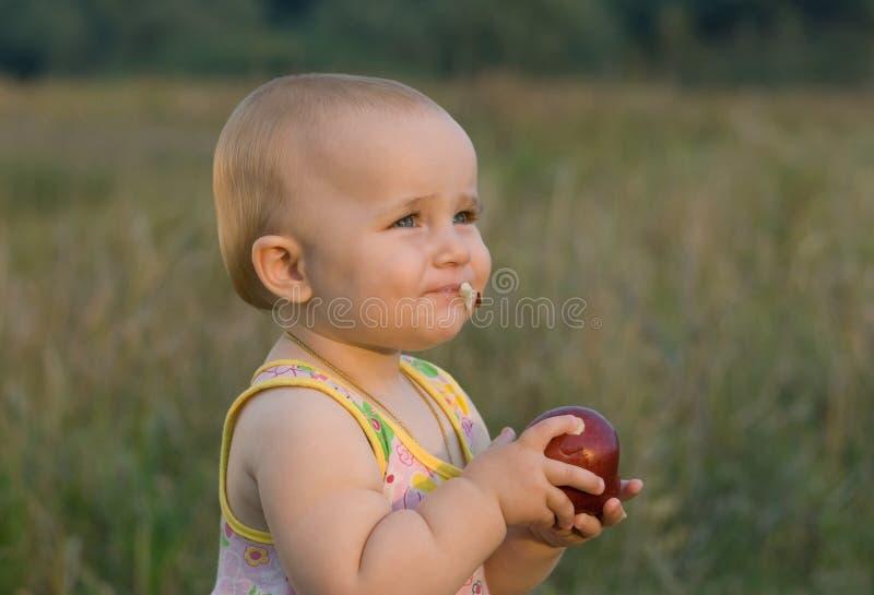 Favourite fruit. stock photo