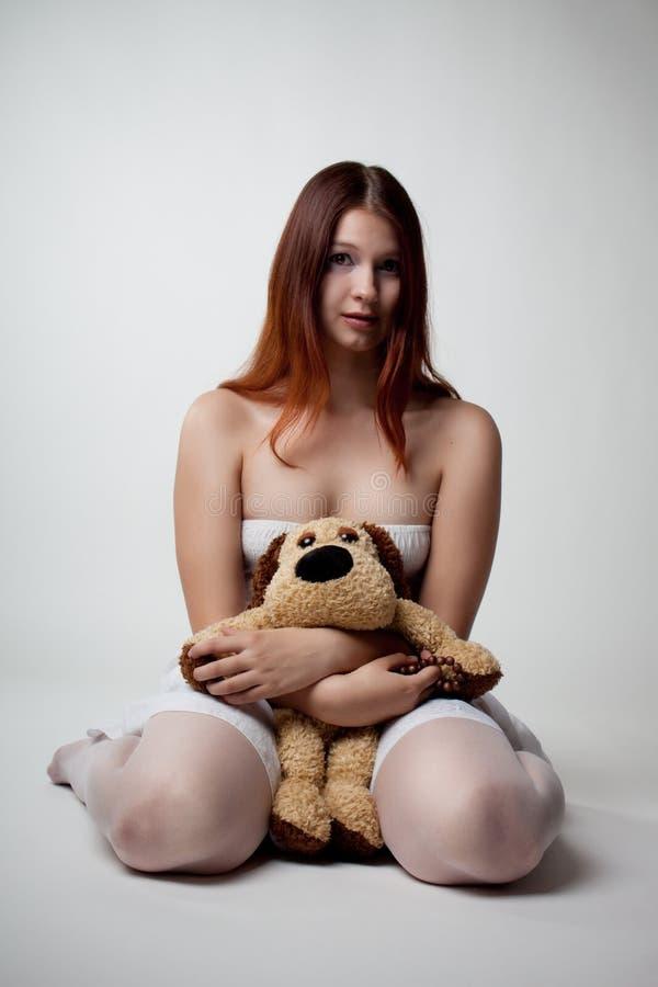 Faworyt zabawka zdjęcie stock