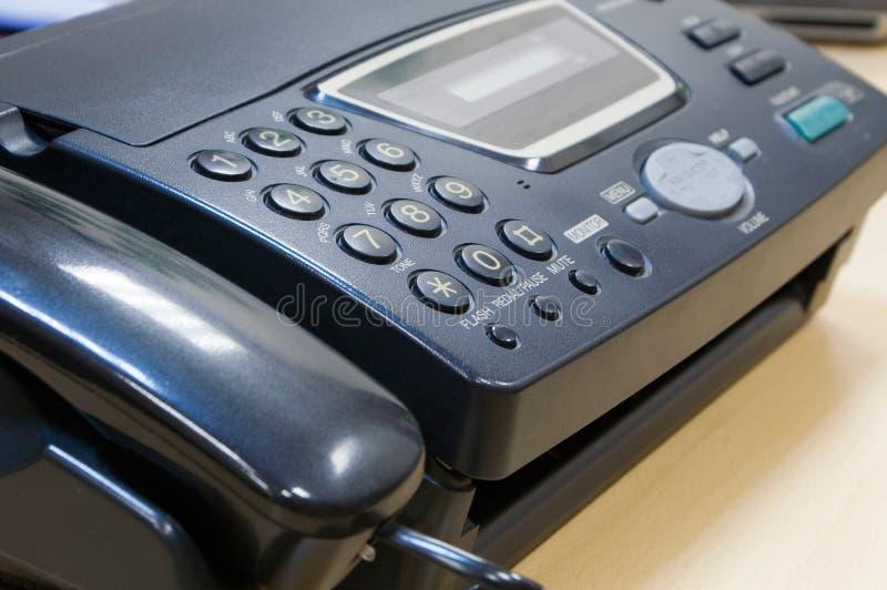 Download Fax immagine stock. Immagine di commercio, macchina, colleghi - 3879401