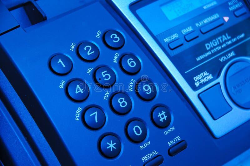 Download Fax stock foto. Afbeelding bestaande uit klein, bureau, machine - 46830