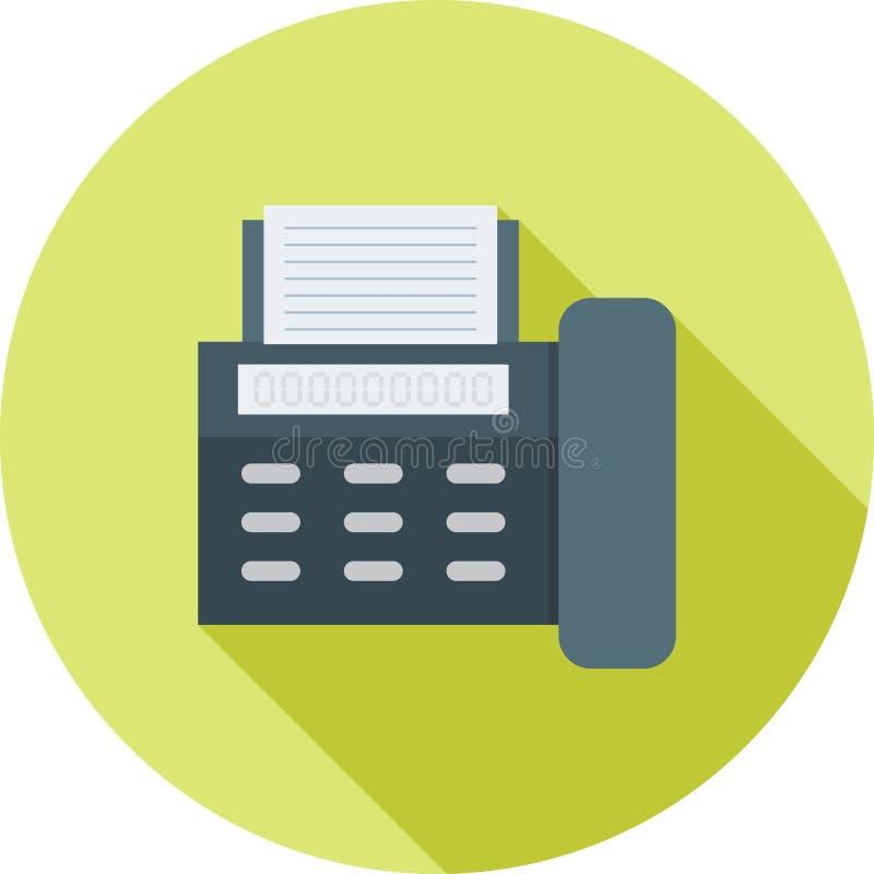 fax ilustração royalty free