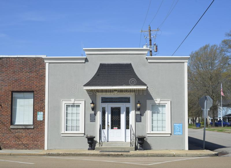 Fayette County Tennessee Administrative Offices royaltyfri fotografi