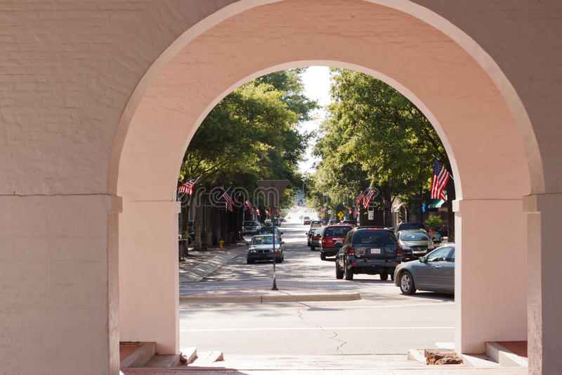 Fayetteville, NC fotografia stock