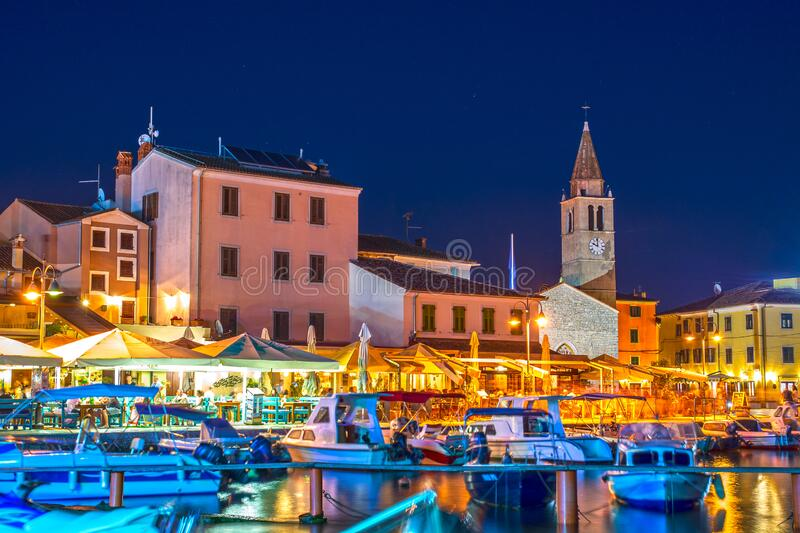 Fazana, Istria, Croatia stock photos
