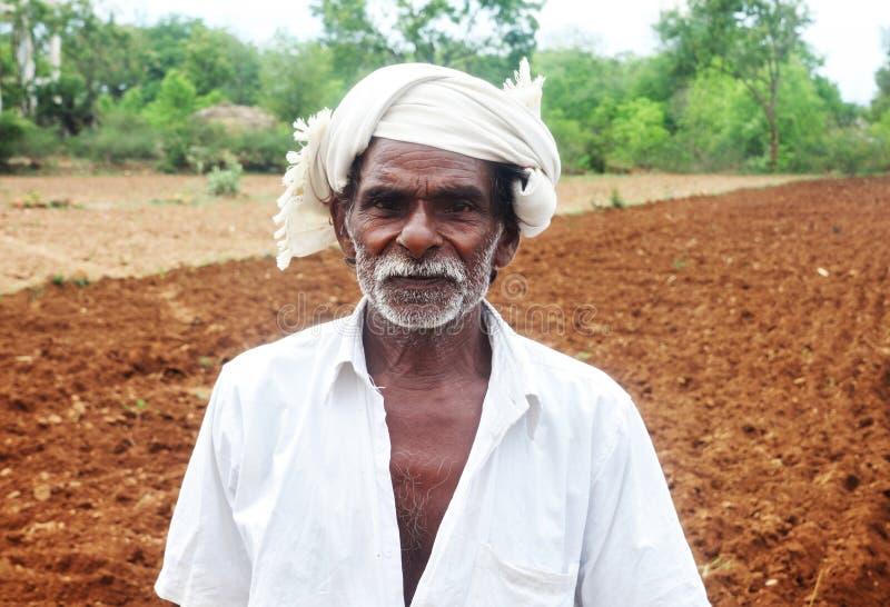 Fazendeiro indiano fotos de stock