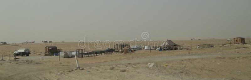 Fazendeiros de viagem em Arábia Saudita foto de stock