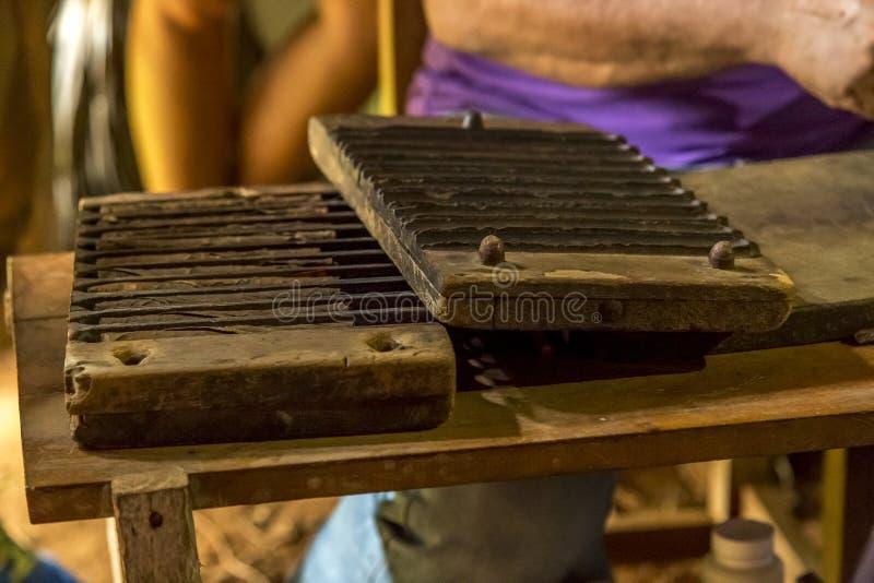 Fazendo charutos em Vinales, Cuba #14/21 fotografia de stock royalty free