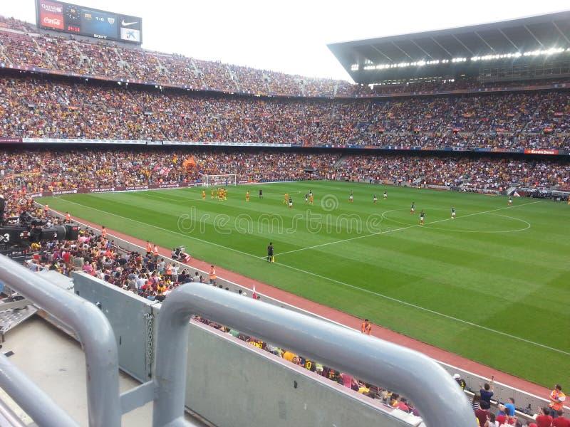 fc barcelona стоковое фото